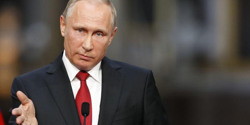 Транзит газу: Путін назвав умови України «неприйнятними»
