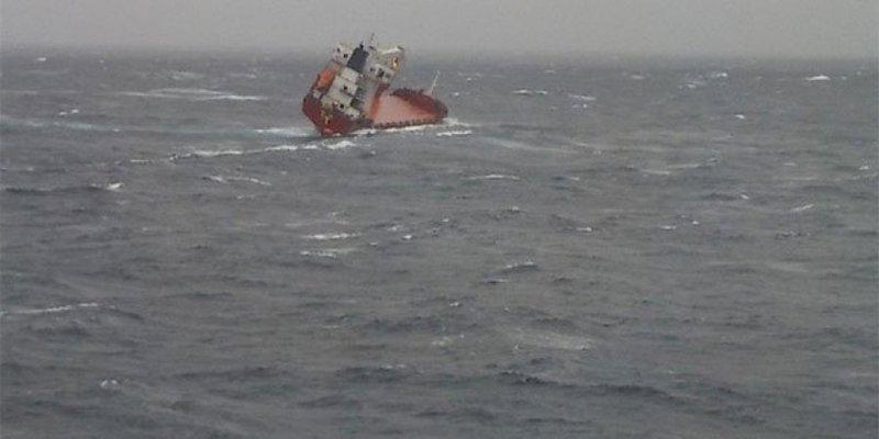В Егейському морі з судна, що терпить лихо, врятували 14 українців
