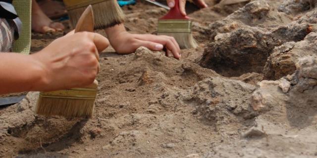 Охоронна археологічна служба України оголошує наступ на скарбошукацтво