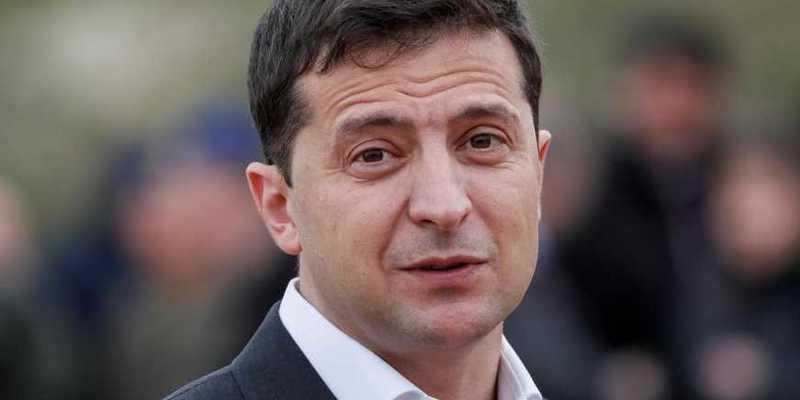 Зеленський нагородив орденом Сергія Притулу