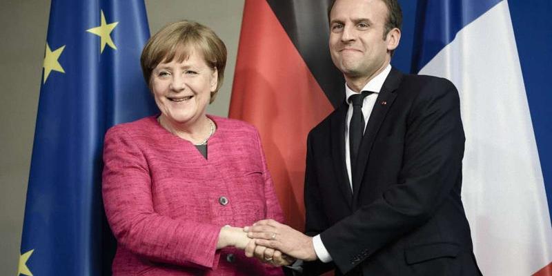 Нормандський формат: Макрон та Меркель союзники України чи Росії