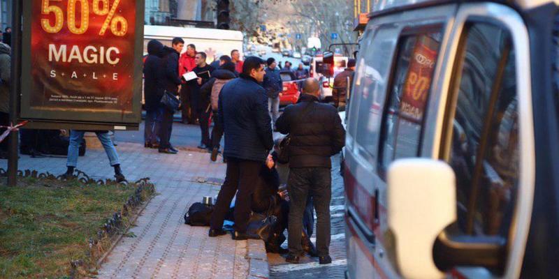 Пожежа в коледжі Одеси: з-під завалів дістали тіло третьої жертви
