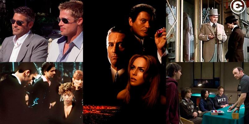 Найкращі фільми про казино для перегляду на вихідні
