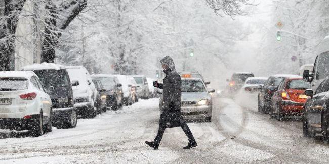 Мокрий сніг та похолодання: прогноз на тиждень