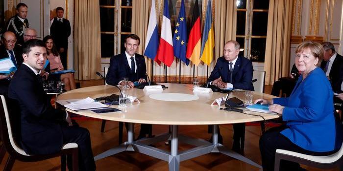ЄС та США відреагували на підсумки саміту «нормандської четвірки»