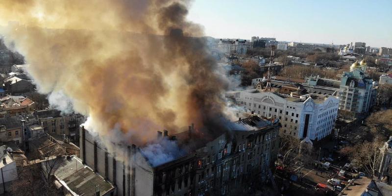 В уряді визначилися з виплатами жертвам одеської пожежі