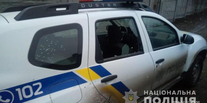 На Київщині чоловік обстріляв патрульних: оголошено спецоперацію