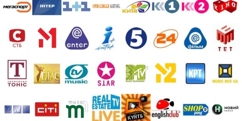 Рейтинг телеканалів України: які  найбільш популярні (інфографіка)