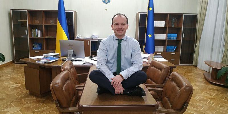 «Надовго мене не вистачить»: міністр юстиції поскаржився на низьку зарплату