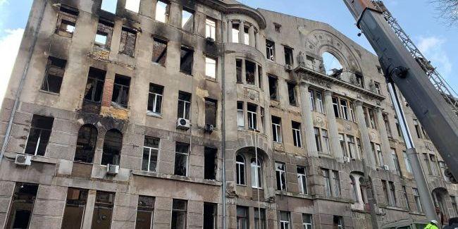 Після пожежі в Одесі в області закриють 4 школи