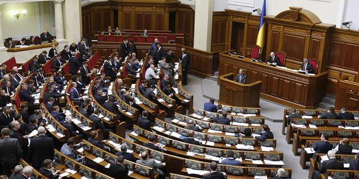 Рада сьогодні розгляне законопроект щодо продовження «особливого статусу» Донбасу