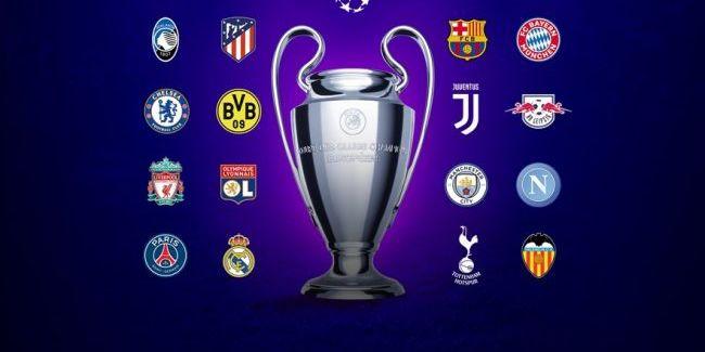 Визначилися всі учасники 1/8 фіналу Ліги чемпіонів
