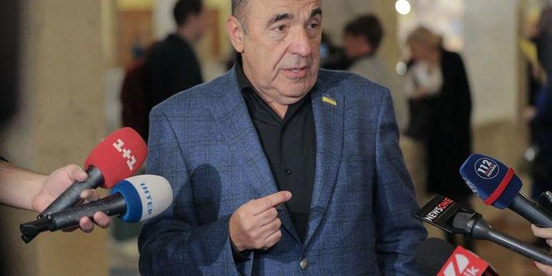 Рабінович: За продаж української землі керівництво Ради і агрокомітету постане перед судом