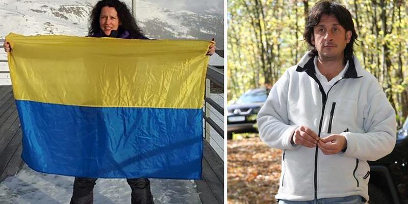 Поліція вночі обшукала дім волонтерів Акастьолових