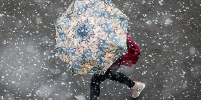 Снігу не бачити: вихідні засипле дощем