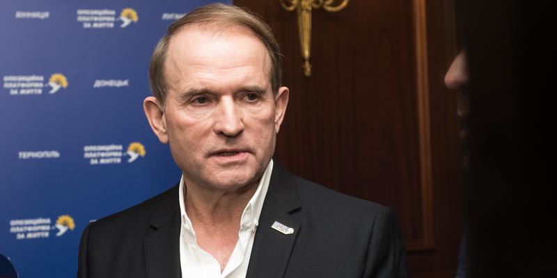 Медведчук: Зміни в Мінські угоди можуть вноситися тільки за погодженням з усіма, хто їх підписав