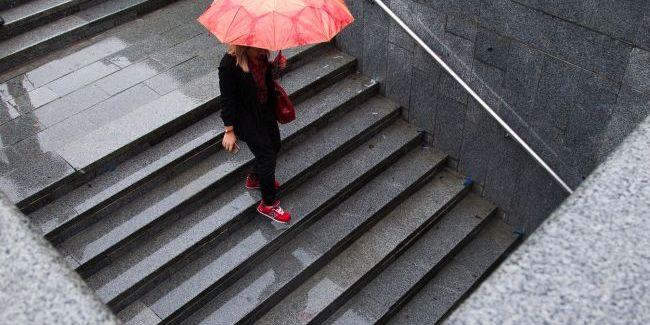 Температура до +12 та сильні зливи: прогноз на сьогодні