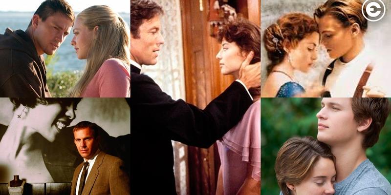 Найкращі фільми про кохання для перегляду на вихідні