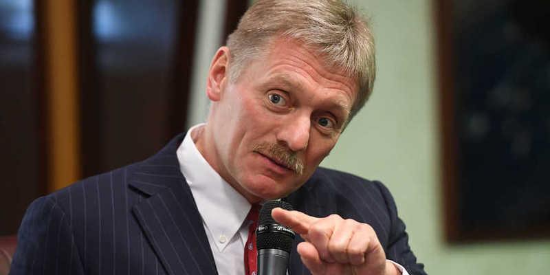 Прес-секретар Путіна Дмитро Пєсков звинуватив Порошенка в ескалації війни
