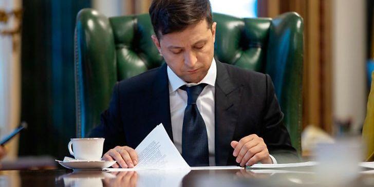 Зеленський запропонував Раді провести децентралізацію без особливого статусу ОРДЛО