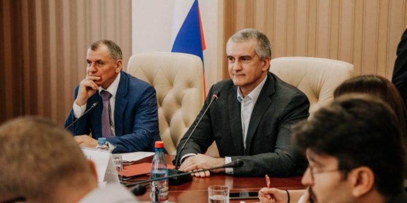 В інтерв'ю Аксьонов розповів про «державний переворот в Україні»