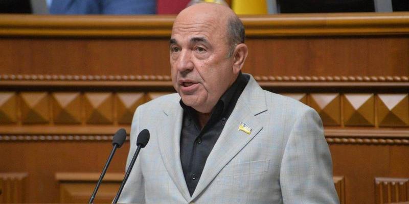 Рабінович: Сорос отримав війну в Україні в подарунок від «слуг народу»
