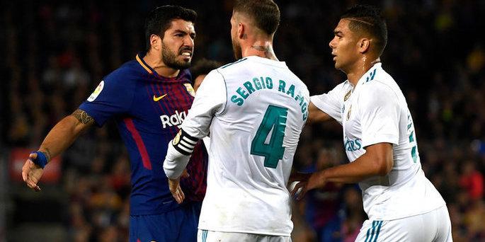 «Барселона» - «Реал»: букмекери назвали фаворита матчу