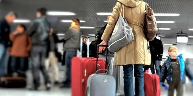 Упродовж останніх дев'яти років емігрувало майже 4 млн українців, - Дубілет