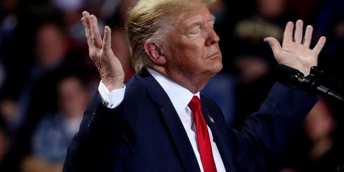 Палата представників оголосила імпічмент президентові Дональду Трампу