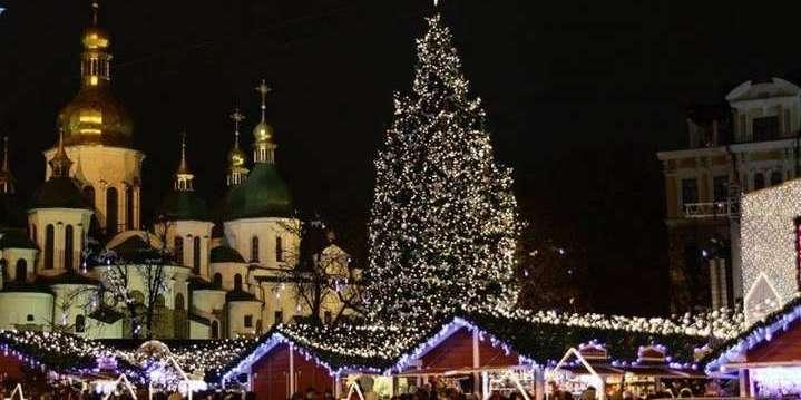 19 грудня в Києві урочисто засвітять головну новорічну ялинку країни