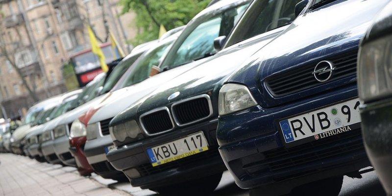 Депутати відтермінували штрафи для власників авто на єврономерах до початку 2020 року