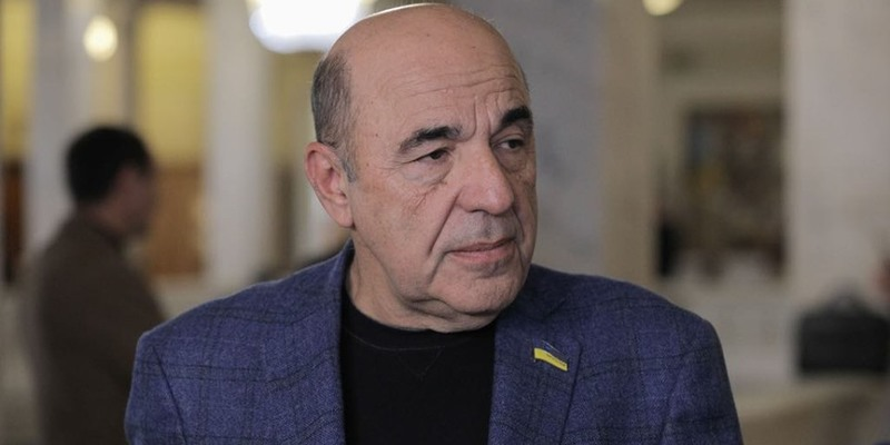 Рабінович: Ночами представники влади, як вовкулаки, намагаються продати землю України