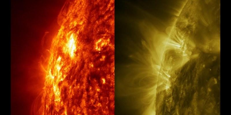 Астрономи зафіксували на поверхні Сонця абсолютно новий тип магнітних вибухів
