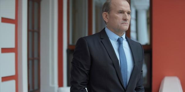 ОПОЗИЦІЙНА ПЛАТФОРМА   - ЗА ЖИТТЯ: Ініціативу Медведчука про міжпарламентський діалог підтримав Путін