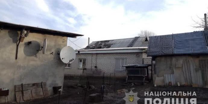 На Луганщині внаслідок обстрілу бойовиків Золотого-4 пошкоджено будинки
