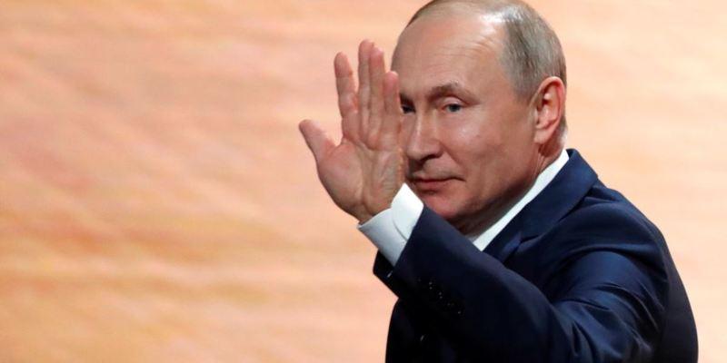 Путін відкрив рух поїздів на Керченському мосту