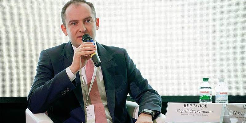 На найменші зарплати податковий тиск має бути зменшений - Сергій Верланов
