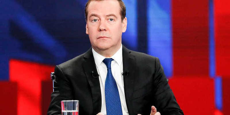 «У Росії готові до скасування санкцій проти України», - Медведєв