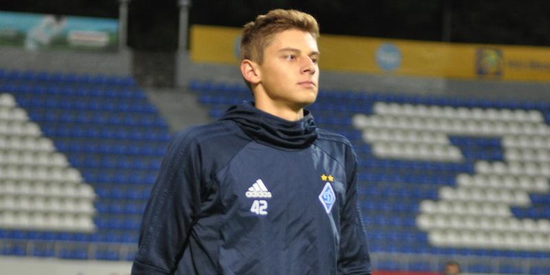 Двоє українців потрапили у збірну найперспективніших футболістів Європи