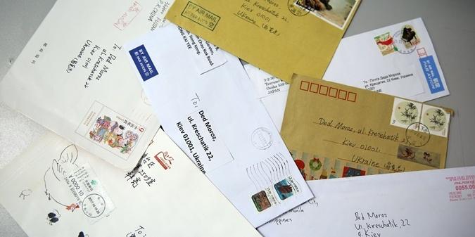 В Україні розпочався зимовий марафон листів до українських політв'язнів у РФ