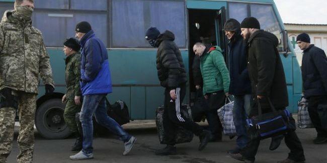 Обмін полоненими між Україною та «ЛДНР» відбудеться 29 грудня, - джерело