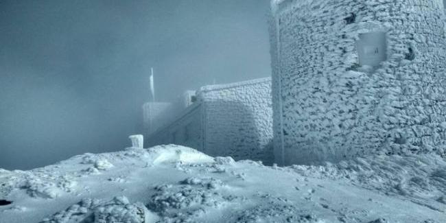 У Карпатах на горі піп Іван випало півметра снігу, - рятувальники