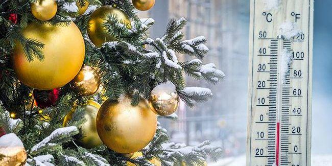 Мокрий сніг: синоптик розповіла, яких погодних сюрпризів чекати в новорічну ніч