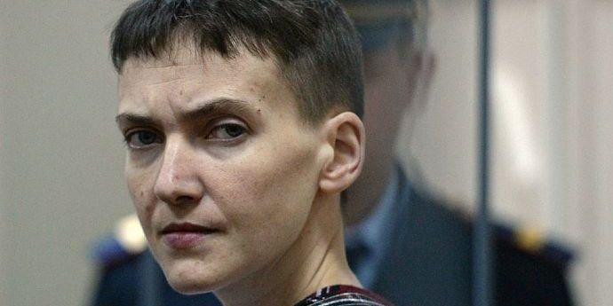 «Обмін не відбувся б без беркутівців взагалі», - Надія Савченко.