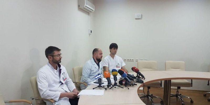 Більшість звільнених з полону цивільних залишаться в лікарні на свята