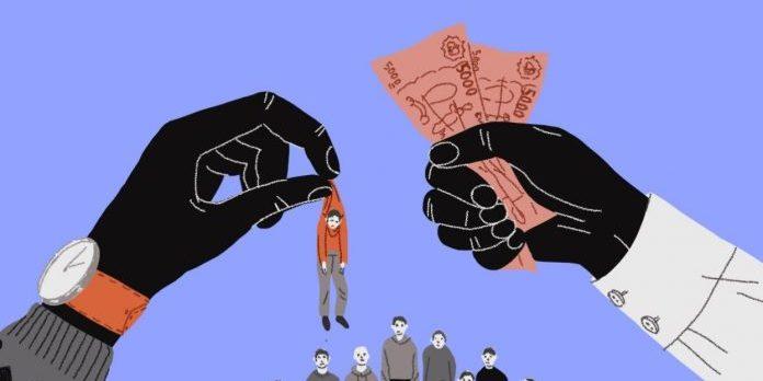 Статус постраждалих від торгівлі людьми в 2019 році надали 181 українцю