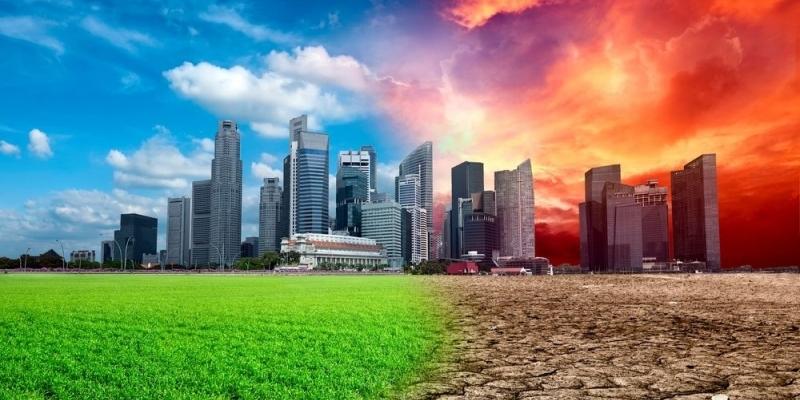 Швидкість, з якою Земля нагрівається, може впливати на клімат
