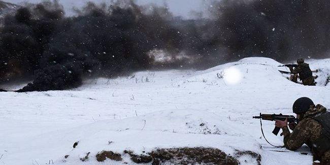 Бойовики обстріляли Василівку, Новолуганське та Зайцеве