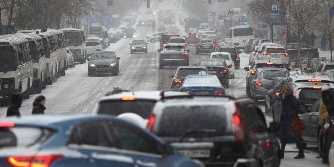 В Україні попередили про туман і ожеледицю