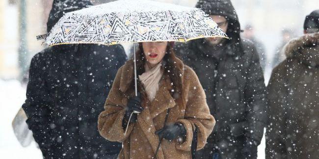 Прогноз погоди на Різдво: мокрий сніг і похолодання до -9